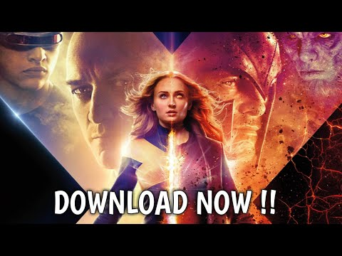 How to download X-Men Dark Phoenix in HD | Official Website.