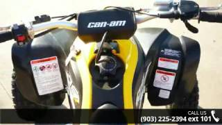 10. 2015 Can-Am® DS 450™ X® mx  - Sherman Power...