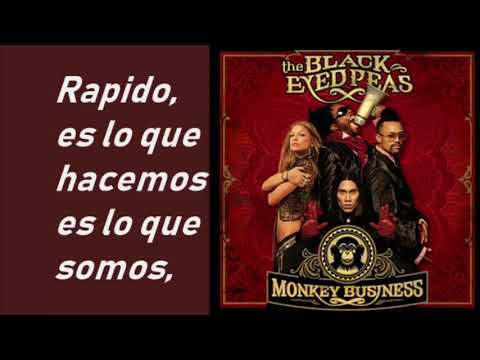 The Black Eyed Peas - Pump It (Subtitulada)