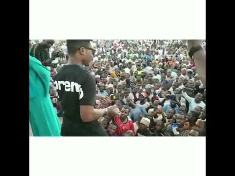 Umar m Shariff  Hausa songs #performance 2019
