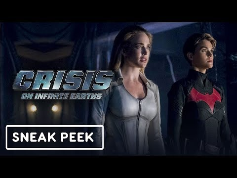 Crisis on Infinite Earths Part 4: Exclusive First Look
