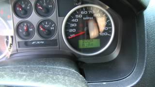 2005 F150 FX4 sale 55000 miles- $12500 craigslist and autotrader add
