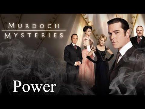 Murdoch Mysteries - Season 1 - Episode 1 - Power