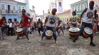 Olodum at it´s best, go to Salvador and enjoy!