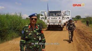 Hoa Binh Vietnam  city photo : Lực lượng gìn giữ Hòa bình Việt Nam được quốc tế đánh giá cao