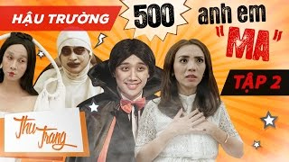 """Với sự xuất hiện của nhiều nhân vật nổi tiếng trong các bộ phim ma của Hollywood như Annabelle (diễn viên Diệu Nhi), Valak (diễn viên La Thành), Lights Out (diễn viên BB Trần), 500 Anh Em """"Ma"""" là bộ phim ma hài được rất nhiều khán giả chờ đón. Đặc biệt, hình ảnh khác lạ của diễn viên hài Thu Trang trong phim là một điểm nhấn thú vị. Ngoài ra, sự xuất hiện của diễn viên hài Tiến Luật trong vai ông pháp sự kỳ quái, Trấn Thành trong vai bá tước ác độc,… tạo nên sức hút khó cưỡng của 500 Anh Em """"Ma"""" . Các bạn nhớ đón xem series hài mới nhất trên kênh Thu Trang nhé."""