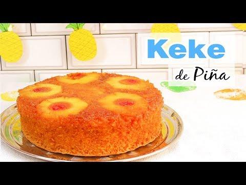 Keke de Piña / Cositaz Ricaz