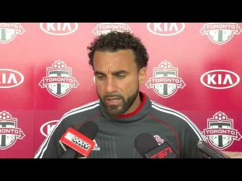 Video: Dwayne De Rosario - September 20, 2014