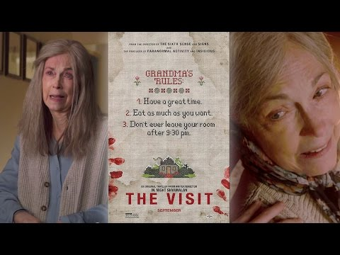 M. Night Gets First Trailer For THE VISIT – AMC Movie News