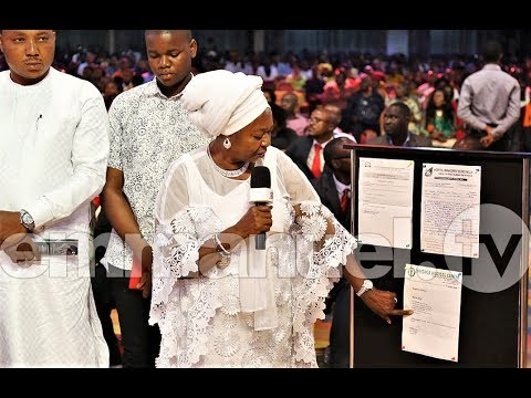 SCOAN 29/09/19: Woman Received Permanent CANCER OF THE WOMB Healing!