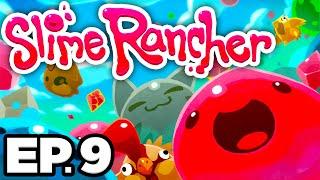 • HONEY SLIMES & HUNTER SLIMES, EXPLORING MOSS BLANKET! - Slime Rancher Ep.9 (Gameplay Let's Play)