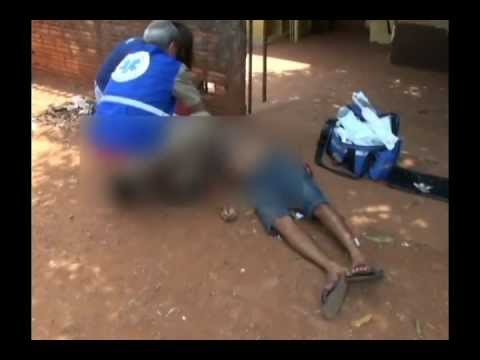 Bando invade velório em Foz do Iguaçu e atira em adolescente morto