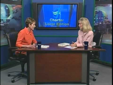 Pamela Yellen interviewed on CNN HLN (Charter Edition Southern California)