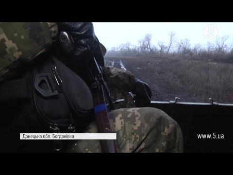 Російські окупанти готуються до провокацій: репортаж з фронту