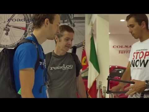 Eurobike 2014: Colnago Hex-lock axle