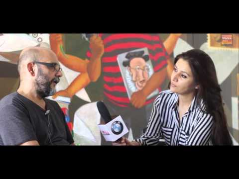 Veer Munshi talks to The Wall Tv about EAY awards 2016.