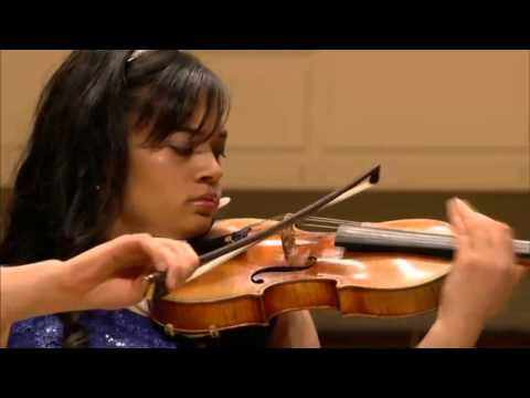 2015: J. Sibelius: Violin Concerto in D minor, mvt I - Annelle K. Gregory, violin