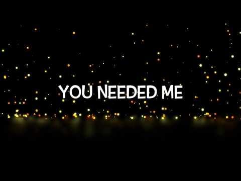 Rihanna - Needed Me Lyrics (Clean)