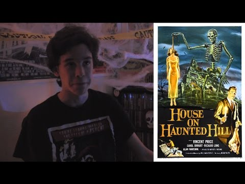 """JRM - """"House on Haunted Hill (1959)"""" Movie Review"""