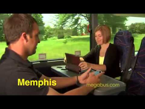 Enjoy Travel With Megabus As Low As $1