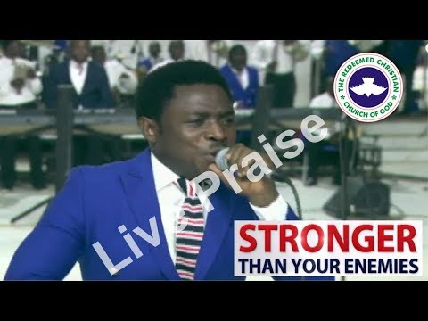 Powerful Live Praise @ Rccg January 2018 Holy Ghost Service