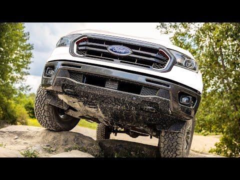 2021 Ford Ranger Tremor – The Almost Ranger Raptor