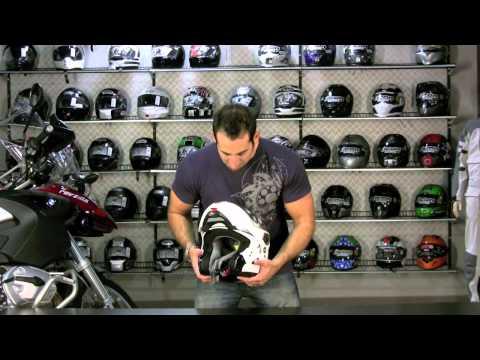 Nolan N90 Helmet Review at RevZilla.com