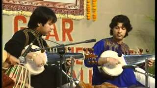 Amaan Ali Khan And Ayaan Ali Khan Sarod Recital In Gwalior At Haafiz Ali Khan Awards
