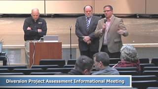 West Fargo (ND) United States  City new picture : March 24, 2015 Public Informational Meeting in West Fargo, ND: Diversion Project Assessment