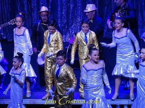 "Comparsa Infantil ""Brillando"" Final Carnaval de Isla Cristina 2019"