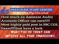 How much AAO can earn/Most highly paid post in SSC CGL/In Hindi