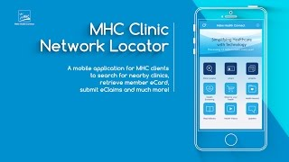 MHC Clinic Network Locator YouTube video