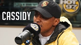 Cassidy Freestyle On Hot 97 w/ Funk Flex