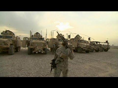Ιράκ: Επιχείρηση διάσωσης ομήρων από τους τζιχαντιστές και περισυλλογής ντοκουμέντων για το ΙΚΙΛ