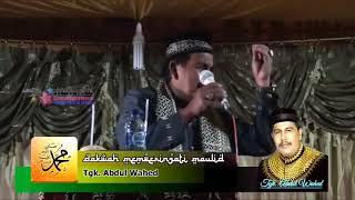 Ceramah Full 2017 Lucu Tgk Wahed