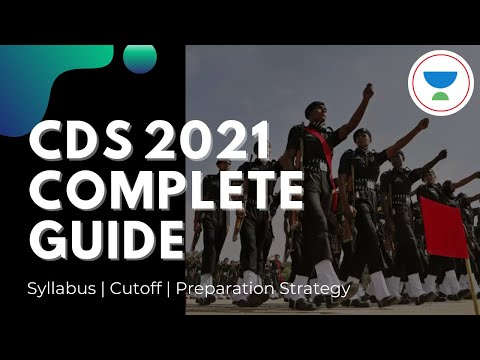 CDS  Written Exam 2018 Complete Guide | Syllabus | Cut Off | Preparation | Exam Pattern