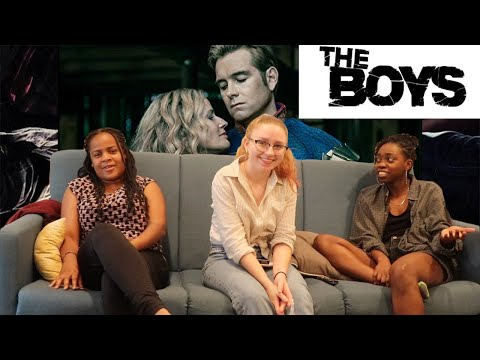 "The Boys - Episode 6 ""The Innocents"" REACTION!"