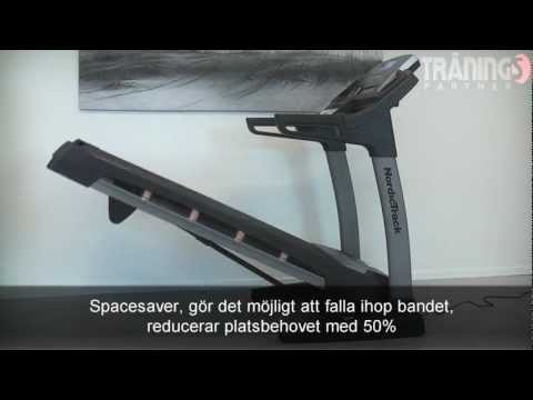 NordicTrack T15.0 Löpband video