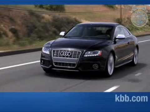 Audi A5 & S5 Video Review – Kelley Blue Book