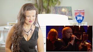Video Vocal Coach Reacts to Disturbed - The Sound Of Silence MP3, 3GP, MP4, WEBM, AVI, FLV Januari 2019