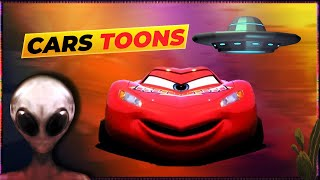 Cars Toon  ENGLISH  Kids Movie  Maters Tall Tales  Mater  Lightning McQueen  Disney
