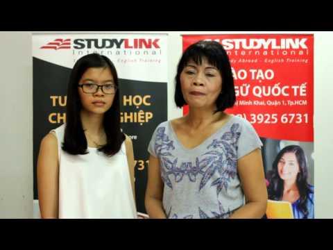 Phỏng vấn cảm nghĩ Cô Hà Phụ huynh bạn Phương
