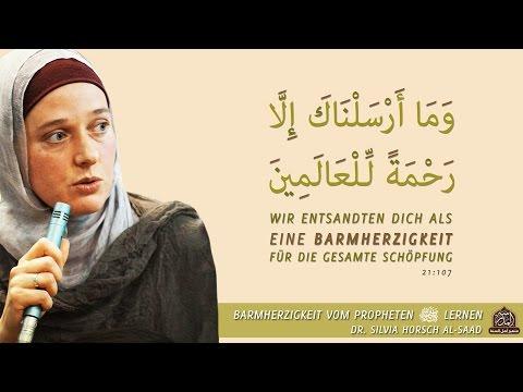 Barmherzigkeit vom Propheten lernen - Dr. Silvia Horsch al-Saad