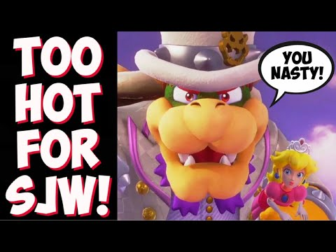 Bowser's Fury XXX?! Kotaku writer gets hot and bothered over Super Mario 3D World trailer!