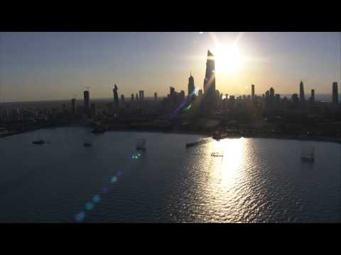 cineflex - We provided a 10 Km aerial RF coverage and shoot with a Cineflex mounted in a Helicopter Superpuma AS232. An amazing 77 282 fireworks were launched over the ...