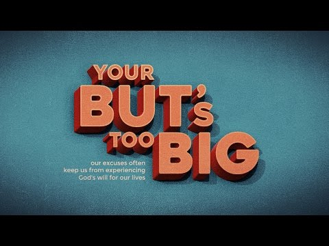 Your But's Too Big -