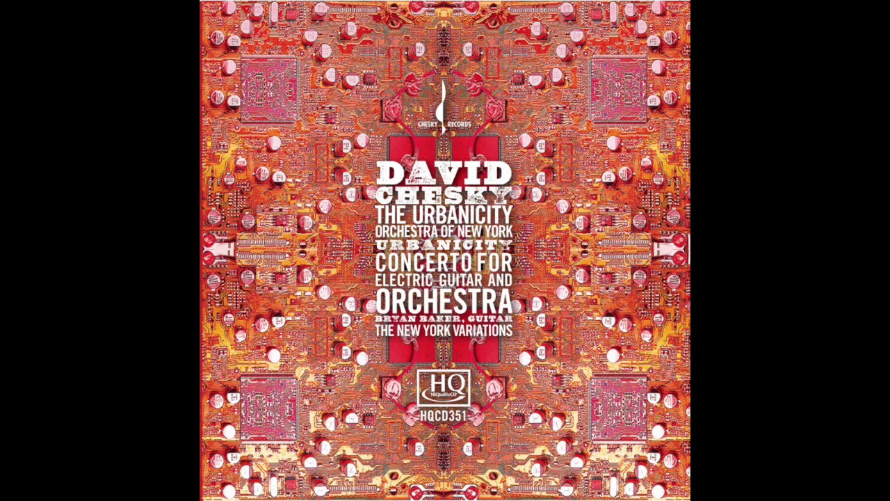 Concerto for Electric Guitar and Orchestra