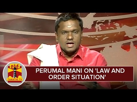 Political-Expert-Perumal-Mani-on-Law-and-Order-Situation-in-Southern-States-05-03-2016