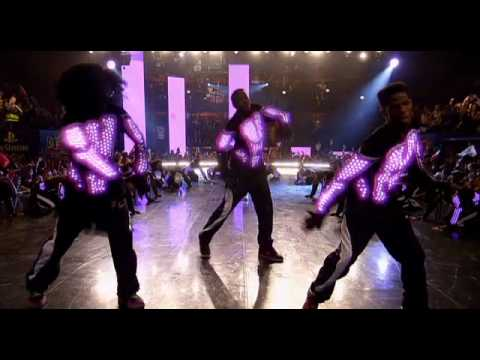 Step Up 3-D TV Spot