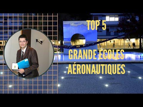 Top 5 des PLUS GRANDES ÉCOLES FRANÇAISES D'INGÉNIEURS EN AERONAUTIQUE